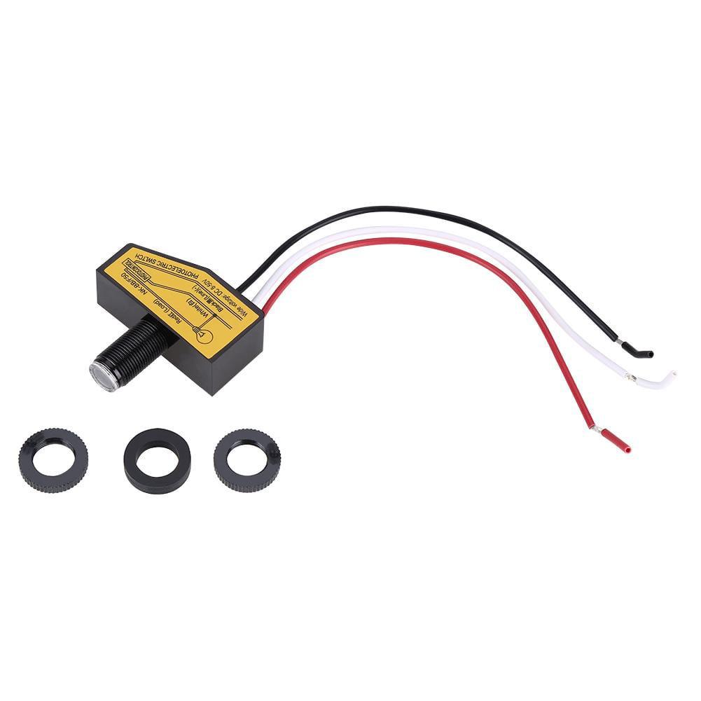 Tebru Dusk To Till Dawn Sensor  Photocell Switch  Mini