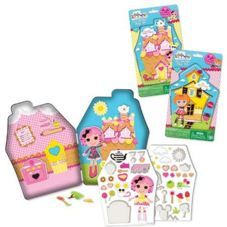 Lalaloopsy Mini Gel Sticker Playset (Set May Vary)