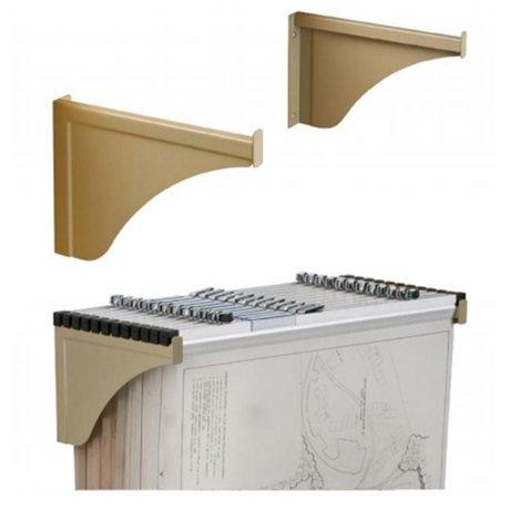 Alvin bpr030 wall rack for blueprint malvernweather Images