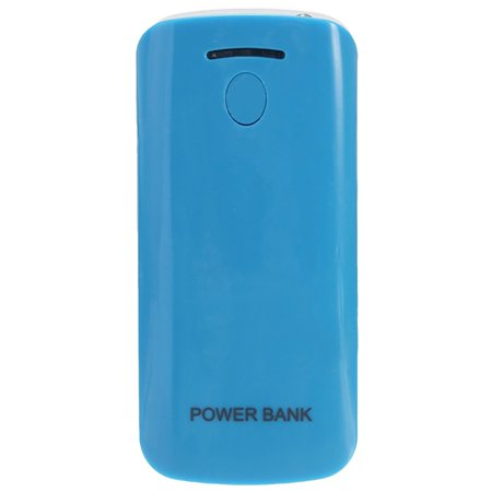 DIY 2*18650 Battery Power Bank Charger Box For iPhone Smartphone - Diy Bank