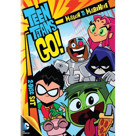 Teen Titans Go!: Mission To Misbehave, Season 1, Part 1 (Full Frame)