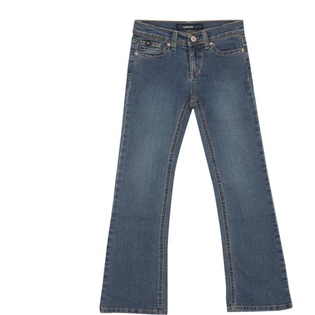 Jordache Girl's Essential Bootcut Denim Jean ()
