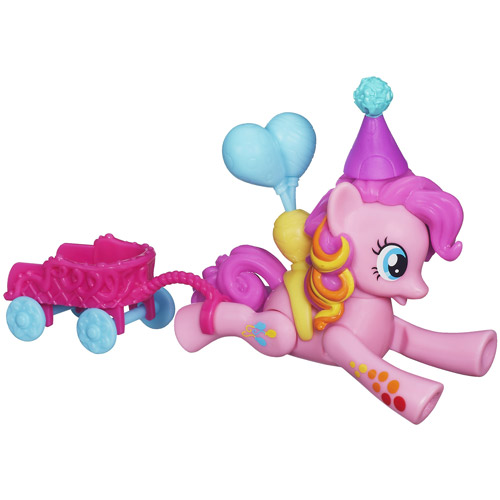 My Little Pony Zoom 'n Go Pinkie Pie Pony