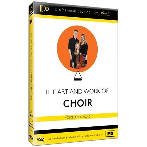 Art And Work Of Choir: Voice And Music