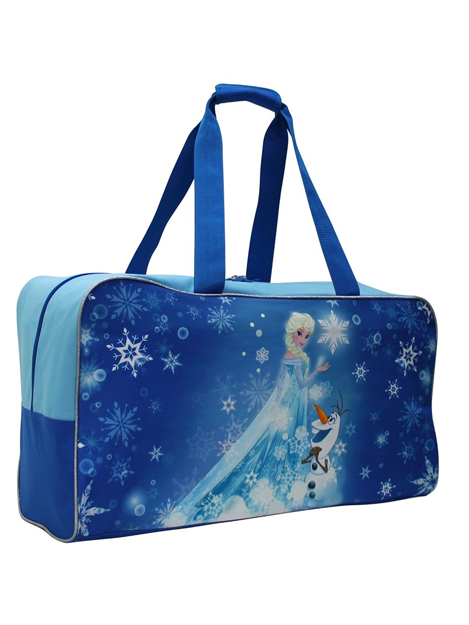 Frozen Elsa & Olaf 28 Inch Junior Hockey Bag Blue by Frozen