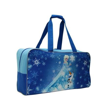 Frozen Elsa & Olaf 28 Inch Junior Hockey Bag - Blue