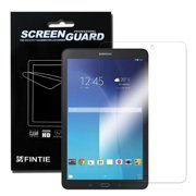 Samsung Galaxy Tab E 9.6 Inch Screen Protector - Fintie Ultra Clear Screen Shield Protector, Retail Package