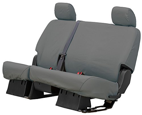 SS8464PCGY Covercraft Seat Cover Seat Style BH - 40/60 Split Bench