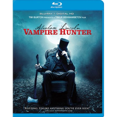 Abraham Lincoln: Vampire Hunter (Blu-ray) - Abraham Lincoln Costume Adult