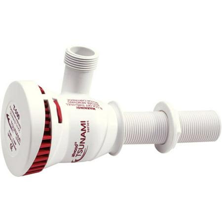Attwood Tsunami Aerator Pump for Seacock, 3/4