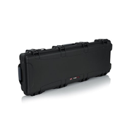 ATA Impact & Water Proof Guitar Case with Power Cl