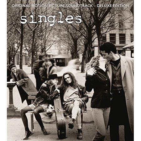 Singles (Deluxe Edition) Soundtrack (CD) ()