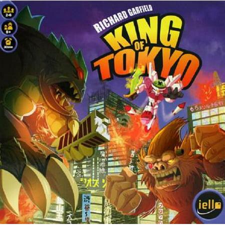 iello King of Tokyo Game - King Of Tokyo Halloween Expansion