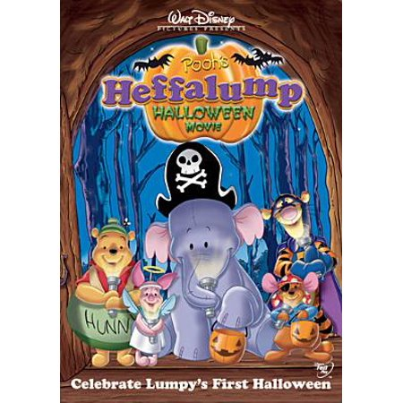 Pooh's Heffalump Halloween Movie (Widescreen) - Funny Halloween Movies To Watch