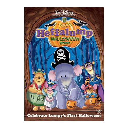 Pooh's Heffalump Halloween Movie (Widescreen)](Best Halloween Comedy Movies)