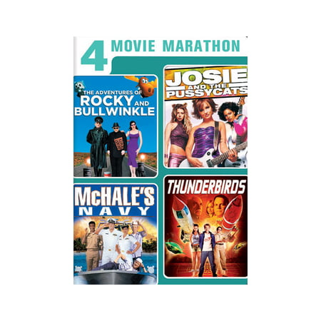 4 Movie Family (DVD)