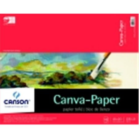 Canson Paper Canvas Pad, 16