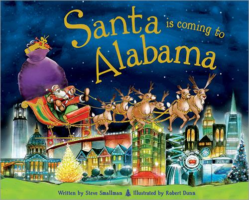 Santa Is Coming to Alabama