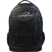"""Airbac Ring 17"""" Laptop Backpack, Violet"""