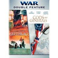 Gods & Generals / Gettysburg (DVD)