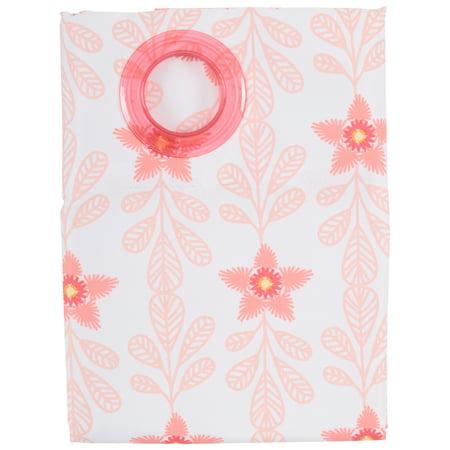 - Mainstays Kids Grommet Room Darkening Boho Butterfly Floral Single Curtain Panel
