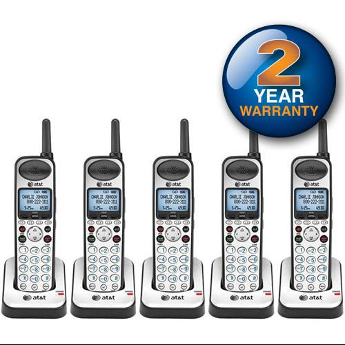 AT&T SB67108 50 Station Name / Number Caller ID Memory 5 Pack