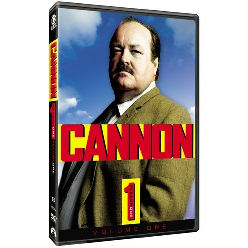 Cannon: Season One, Vol. 1