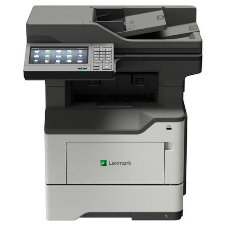 Multifunction Wall Scanner - Lexmark MX622ade Mono Multifunction Laser Printer - Copy, Fax, Scan