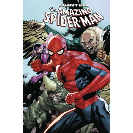 Marvel Amazing Spider-Man #17 [Yu Connecting Variant Cover]