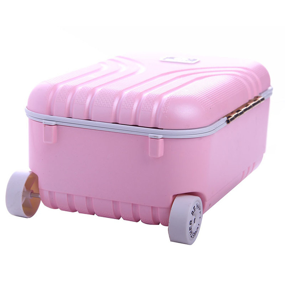 DZT1968 Trunk Luggage Carrier Boot For 18 inch Our Generation American Girl/Boy Doll
