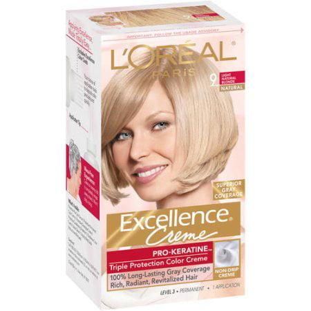 L Oreal Paris Excellence Creme Walmart Com
