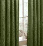 Lorraine Home Whitfield Rod Pocket Curtain Panel Valance