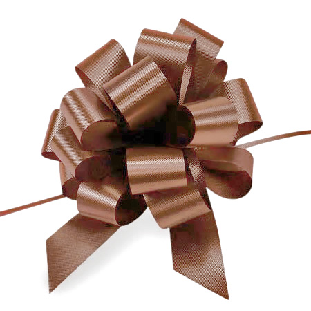 """Metallic Red Pull String Bow 5""""  