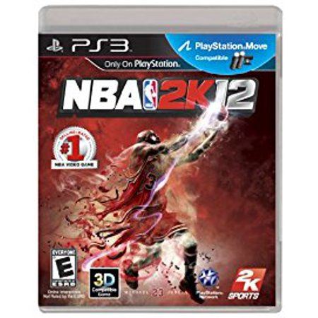 NBA 2k12 (Sony Playstation 3, PS3) Pre-Owned ()