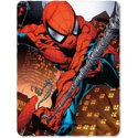 "Marvel's Spider-Man ""Web Swing"" 45"" x 60"" Fleece Throw"