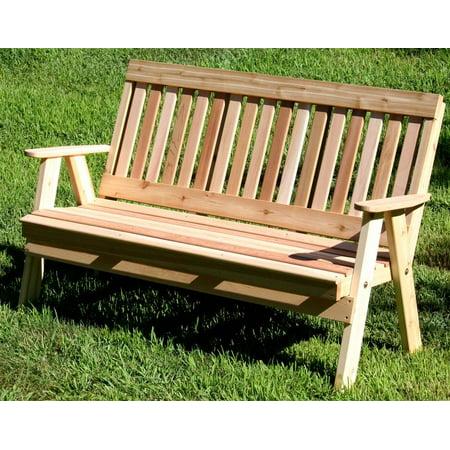 Countryside Garden Bench Small