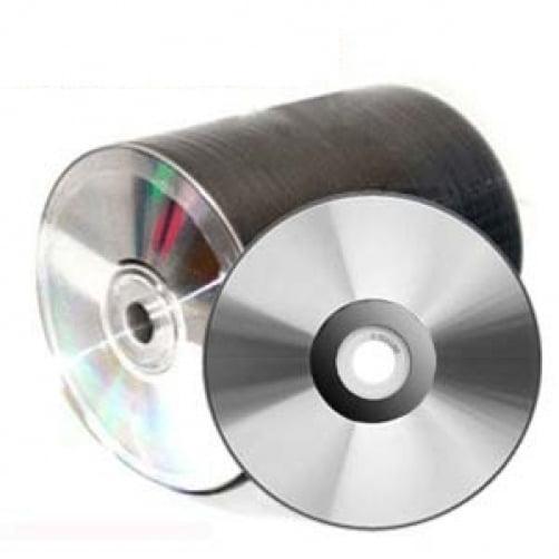 500 Spin-X Diamond Certified 48X CD-R 80min 700MB Clear Coat Hub Top