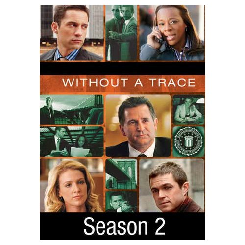 Without a Trace: Season 2 (2003)