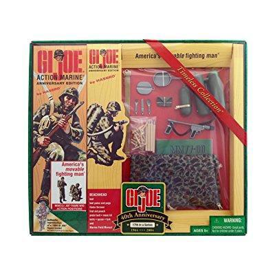 GI Joe Timeless Collection Anniversary Edition Marine: Beachhead Assault by Hasbro