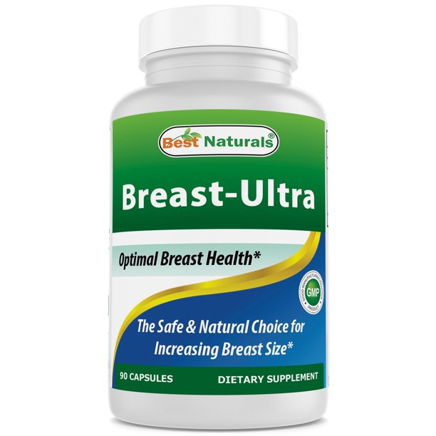 Best Naturals Breast Ultra Breast Enlargement Pills 90 Capsules
