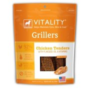 Dogswell Vitality Grillers Chicken Tenders Dog Treats, 5 Oz