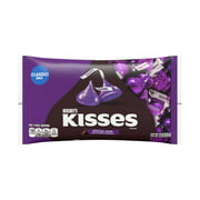 Hershey's Kisses Special Dark Mildly Sweet Chocolates, 12 Oz.
