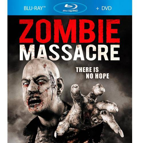 Zombie Massacre (Blu-ray)