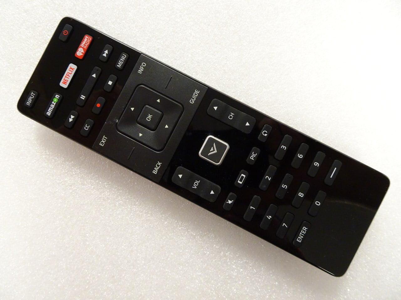 vizio xrt122 remote 111203140 amazon button walmartcom