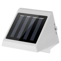 Solar Powered Water-Resistant Fence Light