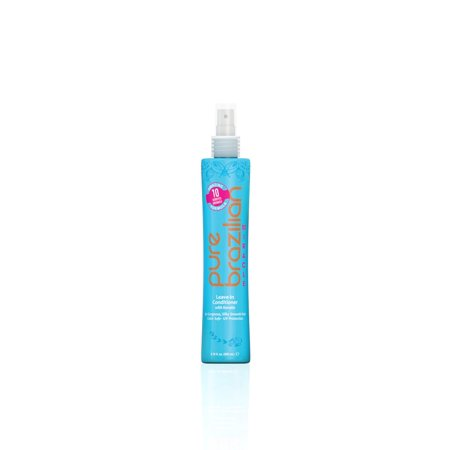 Pure Brazilian Miracle Leave In Conditioner 6.78 oz Breakage Miracle Leave