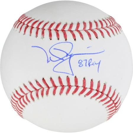 Mark McGwire Oakland Athletics Autographed Baseball with