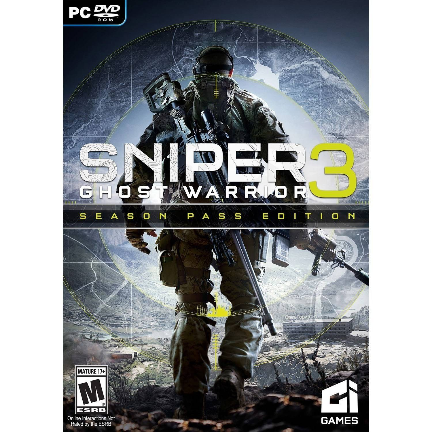 Sniper Ghost Warrior 3 Season Pass Edition Day 1 (PC)