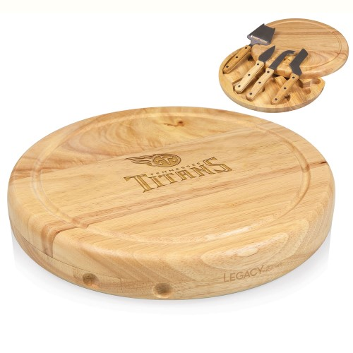 Picnic Time NFL Circo Cheese Board Set