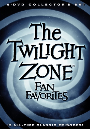 The Twilight Zone: Fan Favorites by Paramount